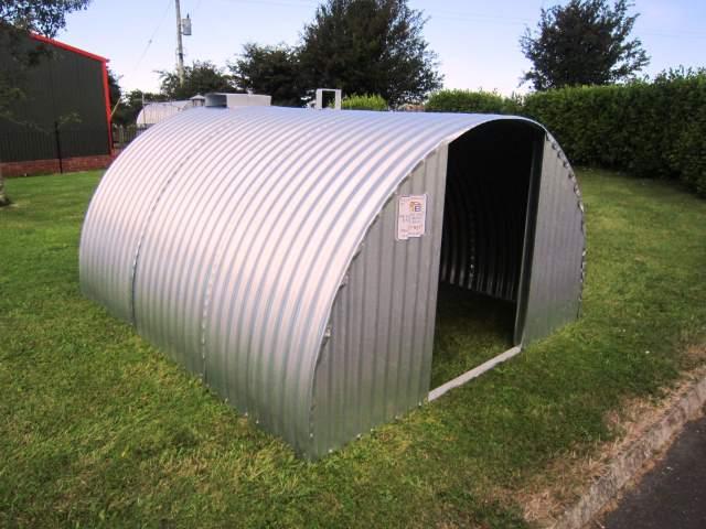 Pig Housing Arks